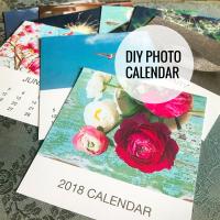 2018 DIY Photo Calendar