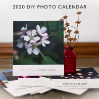 2020 DIY Photo Calendar