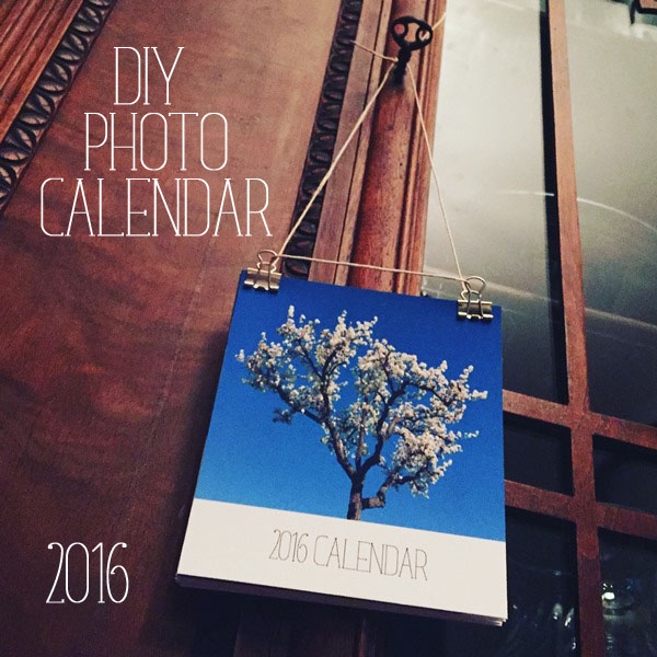 The 2016 Calendar is here