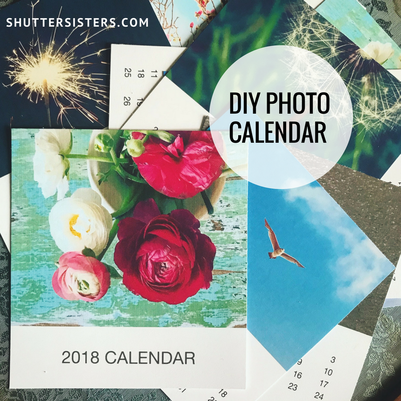 2018 Diy Photo Calendar Download Page